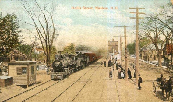 Railroad-Hollis-St-Nashua