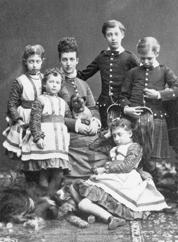 Alexandra's Family