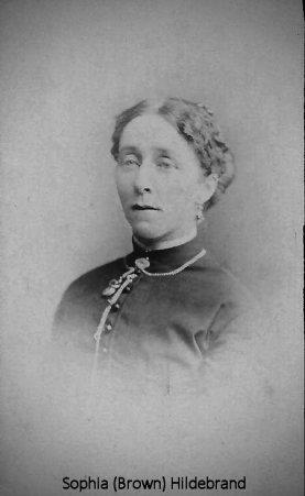 Sophia Brown Hildebrabd