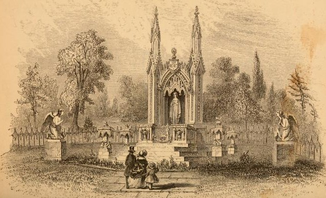 Miss_Charlotte_Canda_s_Monument-Greenwood_Cemetery_1850