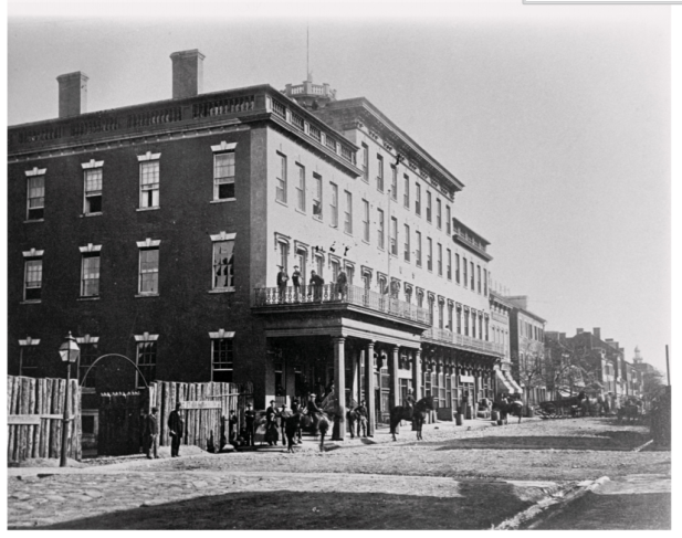 The_Mansion_House_Hotel_served_as_a_hospital_during_the_occupation_of_Alexandria,_Virginia_by_Union_forces,_during_the_Civil_War